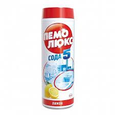 <b>Чистящий</b> порошок <b>ПЕМОЛЮКС</b> Лимон 480 г: купить по низкой ...