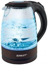 <b>Чайник Scarlett SC-EK27G97</b> черный — купить в интернет ...