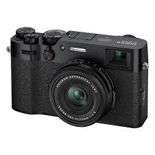Цифровой <b>фотоаппарат FujiFilm X100V Black</b> — купить в ...