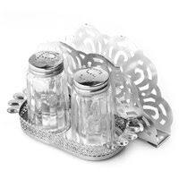 «<b>Набор для специй с</b> салфетницей» — Посуда и кухонные ...