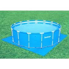 Настил для бассейна <b>Bestway</b> 4.88х4.88 м (<b>58003</b>) от 924 р ...