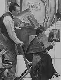 detroit through the eyes of diego rivera and frida kahlo diego rivera and frida kahlo in detroit c 1933 courtesy of spencer throckmorton