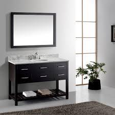 usa tilda single bathroom vanity set: virtu usa caroline estate  single bathroom vanity set in