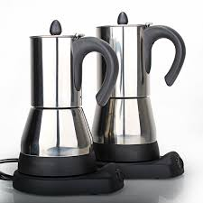 <b>New Arrival High Quality</b> Stainless steel Electrical Moka Pot-in ...