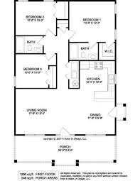 Simple Bedroom House Plans   Irynanikitinska comSimple Bedroom House Plans   Small Ranch House Floor Plans