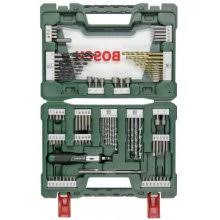 <b>BOSCH V</b>-<b>Line</b> Titanium Drill + Bit Set <b>91</b> parts <b>2607017195</b> - 01.ee