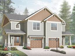 Duplex Floor Plans  amp  Duplex House Plans   The House Plan ShopAbout Duplex House Plans  amp  Duplex Floor Plans