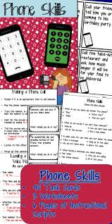 best ideas about life skills life skills fun phone skills