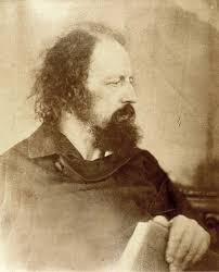 cambridge authors as byatt julia margaret cameron the dirty monk alfred lord tennyson albumen print