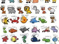 100+ Art - <b>Cartoon Animals</b> ideas