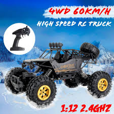 1:12 <b>4WD RC Cars Updated</b> Version 2.4G Radio Control RC Cars ...