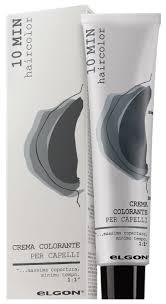 Elgon 10 min <b>перманентная крем</b>-<b>краска для волос</b>, 60 мл ...