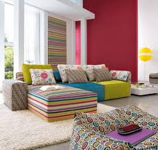 living room astonishing living room couch set ideas funky colorful striped sofa sets in astonishing colorful living