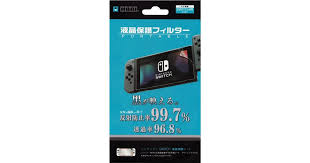 ≡ <b>Защитная пленка Hori Screen</b> Protective для Nintendo Switch ...