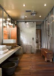 rustic bathroom design modern awesome