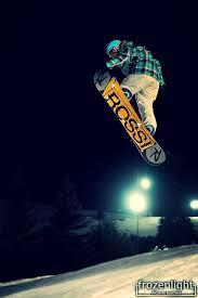 Big air bag <b>snowboard jumping</b>. Bielmonte Star Night, Oasi Zegna ...