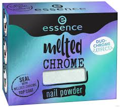 "<b>Пудра</b>-<b>втирка для ногтей</b> ""Melted Chrome"" тон: 02 Essence ..."