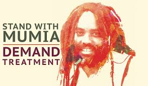 Resultado de imagen para stand with Mumia Abu-Jamal