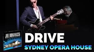 "<b>Joe Bonamassa</b> Official - ""Drive"" - <b>Live</b> at the Sydney Opera House ..."