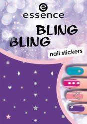 <b>Essence</b> Bling <b>Bling Nail</b> Stickers - 01 | Reviews Online | PriceCheck