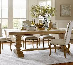 pottery barn style dining table:  banks reclaimed wood extending dining table o