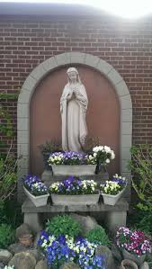best images about a diy mary garden gardens our lady queen of the