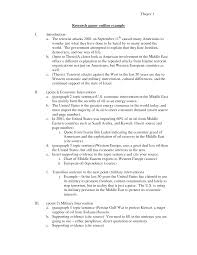examples of an essay outline template examples of an essay outline