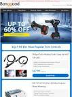 Banggood.com: [160Pcs Left-Lowest Price in 14 Days] $69.99 BW ...