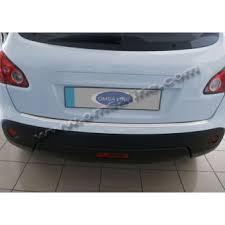 <b>Хромированная накладка</b> для Nissan Qashqai на <b>задний</b> бампер ...