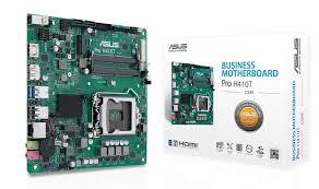 <b>ASUS Pro</b> H410T/CSM – <b>материнская плата</b> для процессоров ...