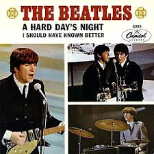 A <b>Hard</b> Day's Night (song) - Wikipedia