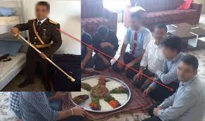 FETÖ'cü subayın maklube sofrasında fotoğrafı ortaya çıktı