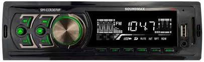 Купить <b>Автомагнитола SOUNDMAX SM</b>-<b>CCR3070F</b> в интернет ...