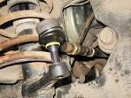 Ваз 2115 замена рулевых наконечников