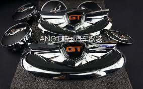 <b>Эмблемы GT для</b> KIA Sorento Prime 2015 - 2018