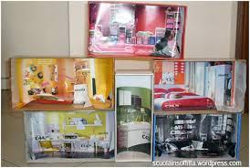 Mobili Per La Casa Delle Bambole : Come costruire una casa per le bambole mamma felice
