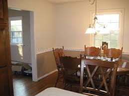 Chair Rail For Dining Room Paint Colors For Dining Room With Chair Rail 2 Best Dining Room