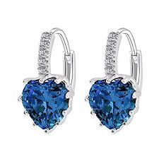 TOPOB Women <b>Earrings</b>, <b>Fashion</b> Zircon <b>Earrings Temperament</b> ...