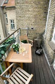 folding furniture apartment patio furniture