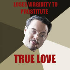 Not sophisticated enough... | Richard Harrow Facts Meme via Relatably.com