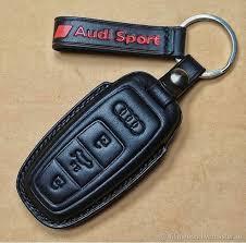 <b>Кожаный чехол для ключа</b> Ауди А6 спорт – купить на Ярмарке ...