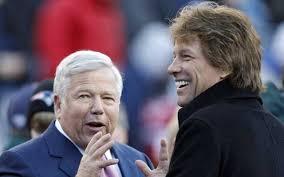 Jon <b>Bon Jovi</b> interested in purchasing the Buffalo Bills - CBSSports ...