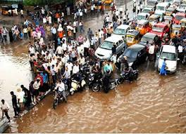 Image result for images of FLOODS OF HYDERABAD