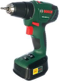 Аккумуляторная <b>дрель</b>-<b>шуруповерт Bosch PSR</b> 1800 LI-2 0.603 ...