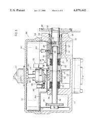patente us6079442 valve actuator google patentes patent drawing