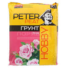 <b>Грунт питательный Peter</b> Peat Hobby Роза, 10 л в Екатеринбурге ...