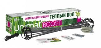 Стержневой <b>теплый пол UNIMAT</b> BOOST 160 Вт/м2, 25 пог/м
