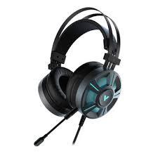rapoo vpro vh510 <b>gaming</b> headset <b>7.1 channel</b> usb surround sound ...