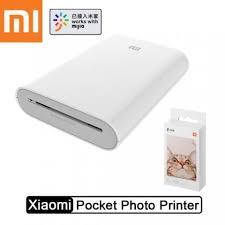 Xiaomi Mijia Portable Smart Mini Pocket AR Printer + ... - TOKO SINYO