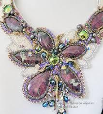 Бисерные ювелирные изделия, Бисерные <b>украшения</b> и Бусы